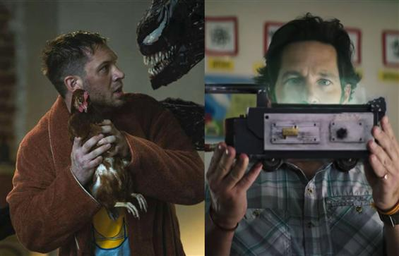 Sony Pictures gear up for Venom, Ghostbusters rele...