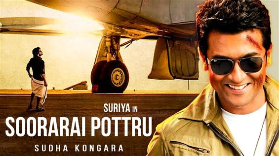 """""""Soorarai Pottru is not an action-packed film like Skyfall, but has few moments of high-octane action"""" - Sudha Kongara"""