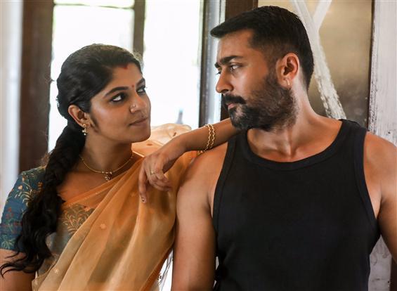 Soorarai Pottru second single out on Valentine's d...
