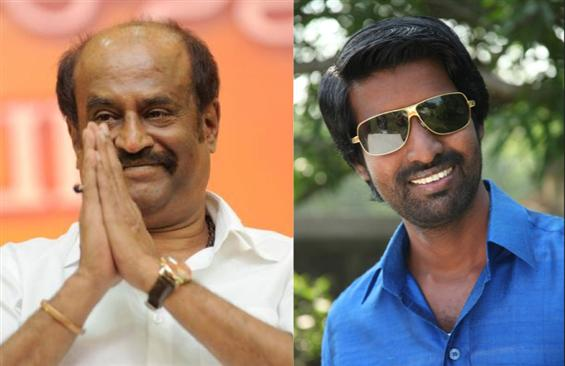 Soori to play comedian for Rajinikanth!