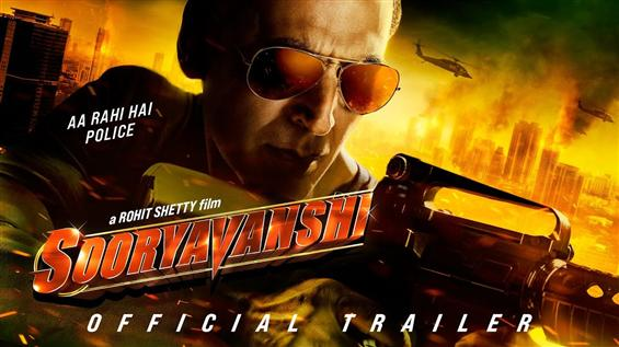 Sooryavanshi Trailer: Akshay Kumar's film is loaded with unlimited action!