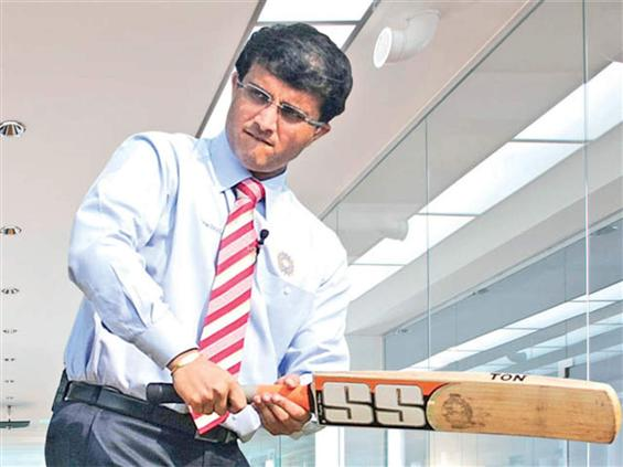 News Image - Sourav Ganguly: Biopic announced on BCCI Chief & former Indian Captain! image