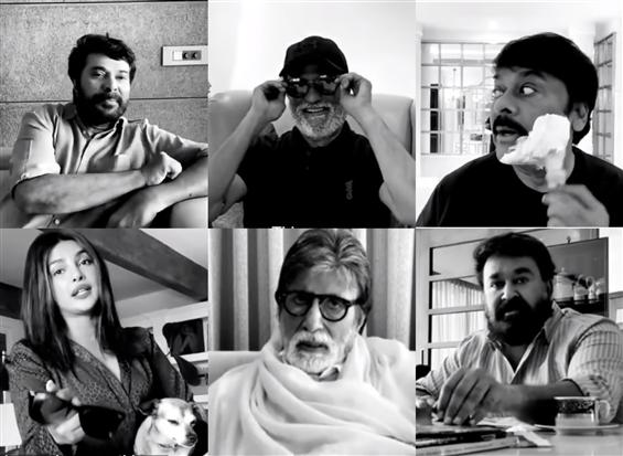 South Superstars, Bollywood Actors Campaign via a ...