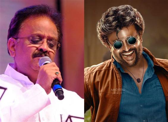 SPB to croon for Rajinikanth, this time for a full song!