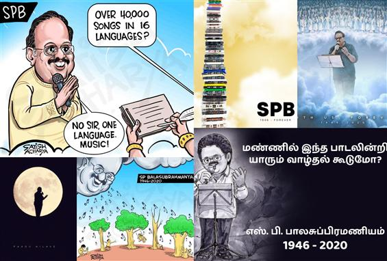 SPB Toons - Creators pay tribute to the late playb...