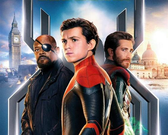 Spiderman: Far From Home - Tamil Trailer
