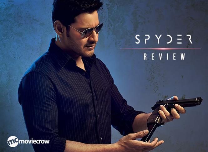 SPYder Review - Superhero sans Superpower