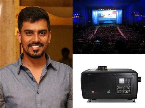 S.R. Prabhu writes about Film Industry Vs Digital ...