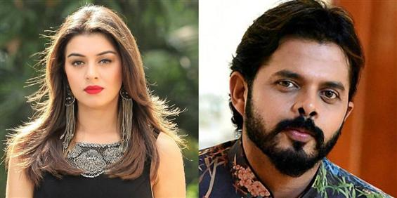 Sreesanth to make Kollywood debut with Hansika's f...