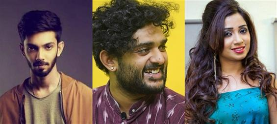 Stellar lineup of singers for Rajinikanth's Annaatthe Music album