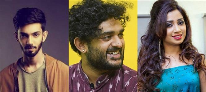 Stellar lineup of singers for Rajinikanth's Annaatthe Music album