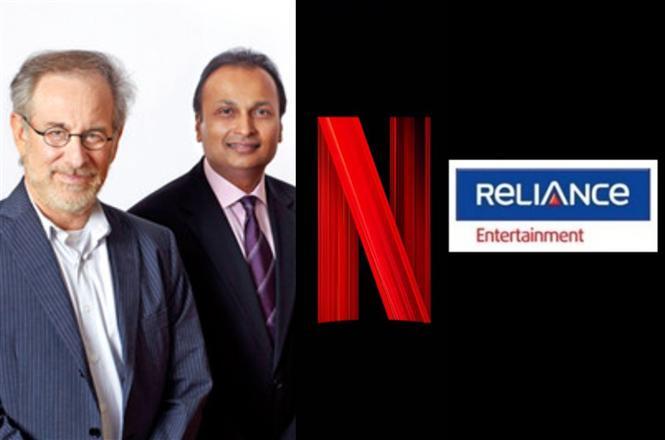 Steven Spielberg, Anil Ambani's Amblin to make films for Netflix!
