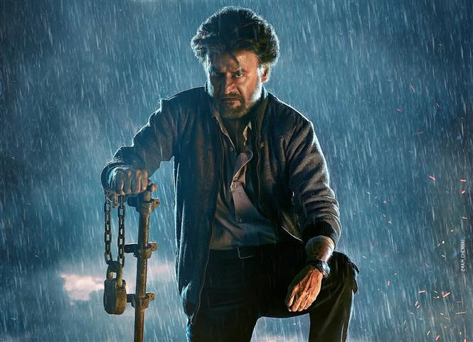 Stones Pelted at Movie Theater for cancelling Petta shows!