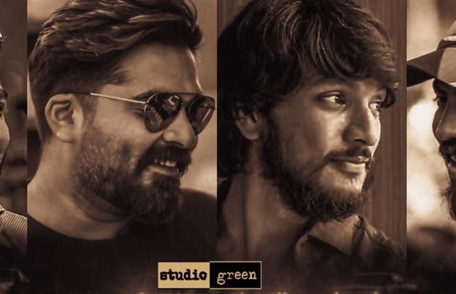 STR - Gautham Karthik film shoot begins today