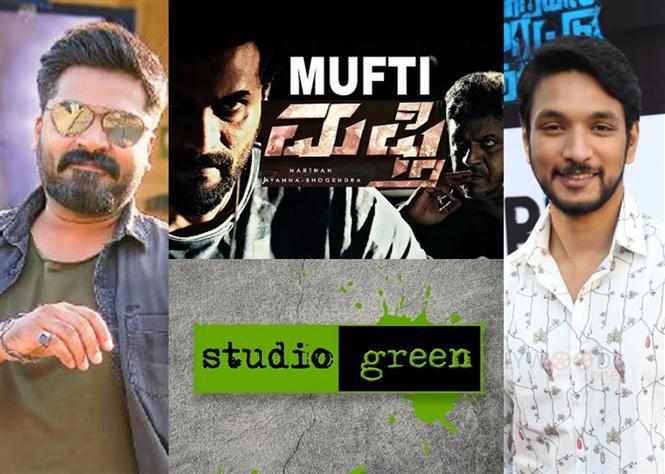 STR as Gangster, Gautham Karthik as cop in Mufti remake!
