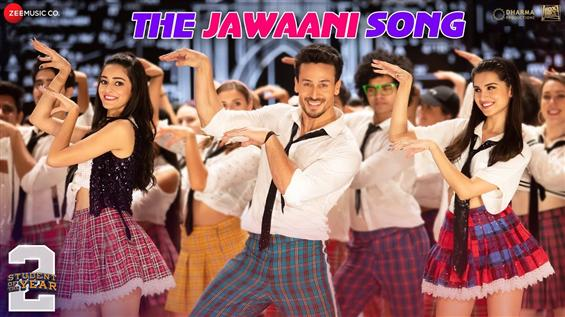 Student of the Year 2: The Jawaani Song out Now!