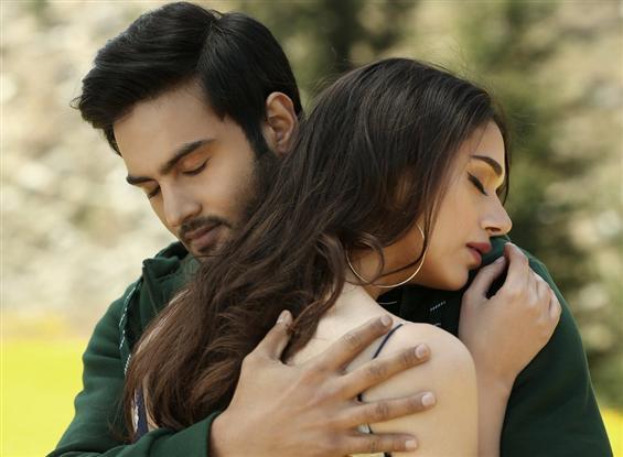 Sudheer Babu, Aditi Rao Hydari starrer Sammohanam Teaser