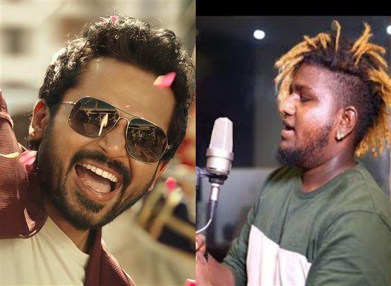 Sulthan: Stove Mela Kadai singer croons for Karthi!