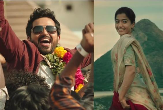 Sulthan Telugu Teaser feat. Karthi, Rashmika!