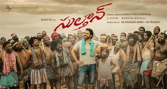 Sulthan Telugu to make OTT premiere on Aha!