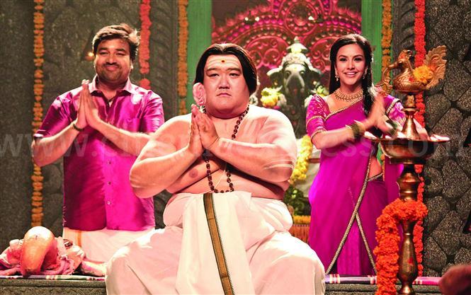 Sumo: Shiva, Priya Anand reunite for an Indo-Japanese movie!