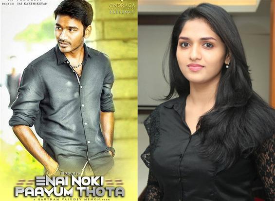 Sunaina in Dhanush's next