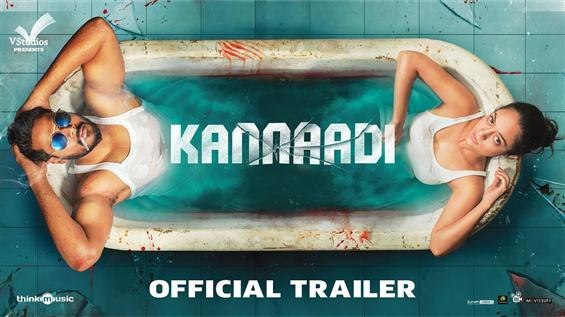 Sundeep Kishan's Kannaadi Trailer is one intriguing horror ride!