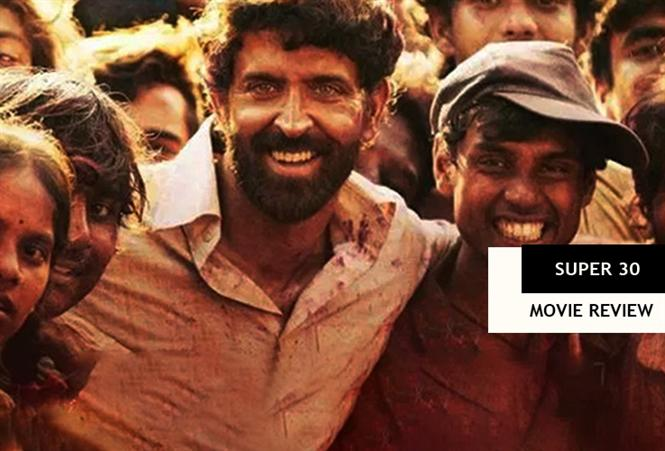 Super 30 Review: Super Subject? Yes Super Result? Not Really