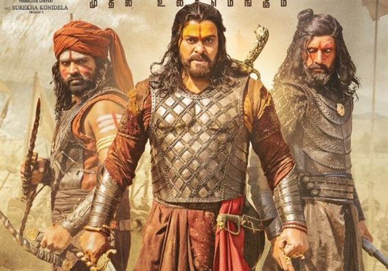Super Good Films bags TN rights of Sye Raa Narasim...
