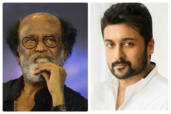 Superstar Rajinikanth supports Suriya's View on Na...