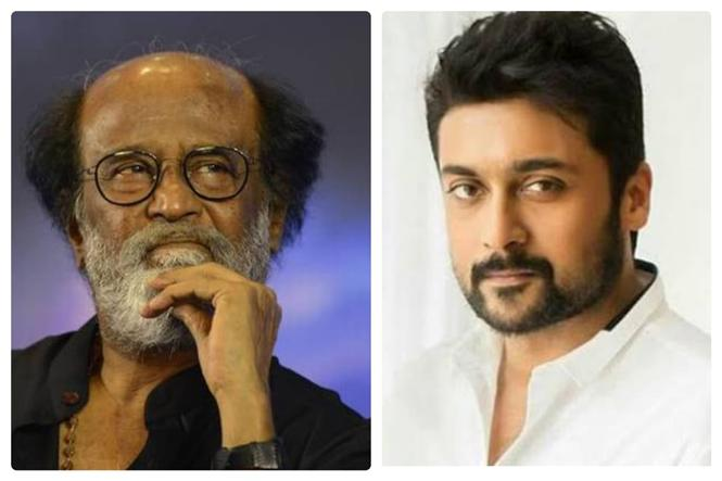 Superstar Rajinikanth supports Suriya's View on National Education Policy draft!