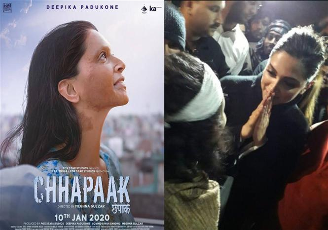 Support pours in for Deepika Padukone as Boycott Chhapaak Trends Online!