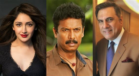 News Image - Suriya 37: Sayyeshaa, Boman Irani & Samuthirakani join the cast of Suriya KV Anand film image