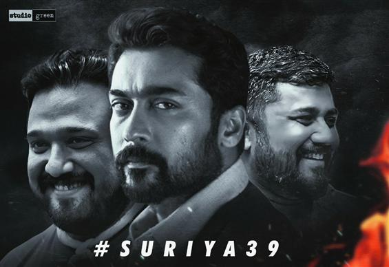 Suriya 39 gets director Siva!