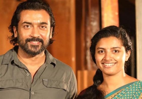 Suriya 39 New Still unveiled! First Look Out Today...