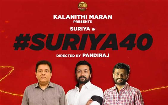 Suriya 40 director issues clarification on movie u...