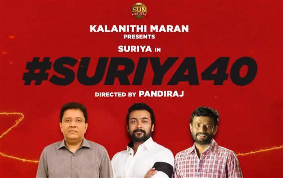 News Image - Suriya 40 director issues clarification on movie update! image
