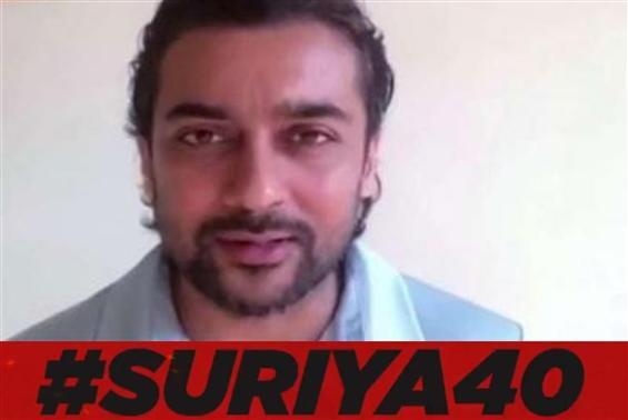 Suriya 40 to begin shooting on this date?