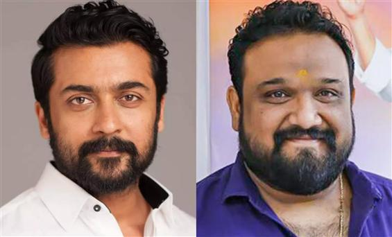 Suriya, director Siva movie to begin shooting in 2...