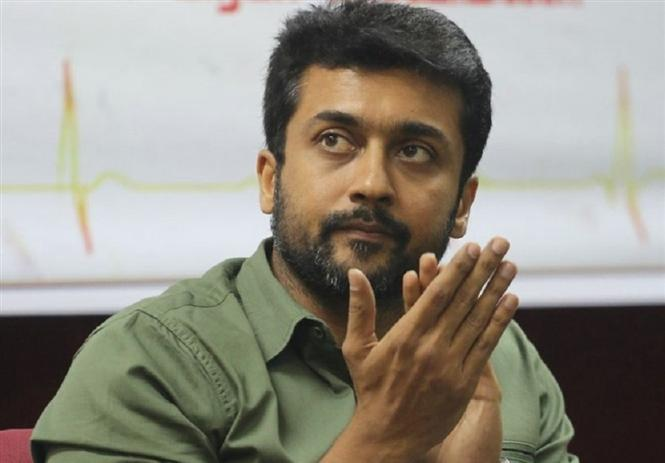 Suriya faces High Court wrath within hours of his NEET statement!