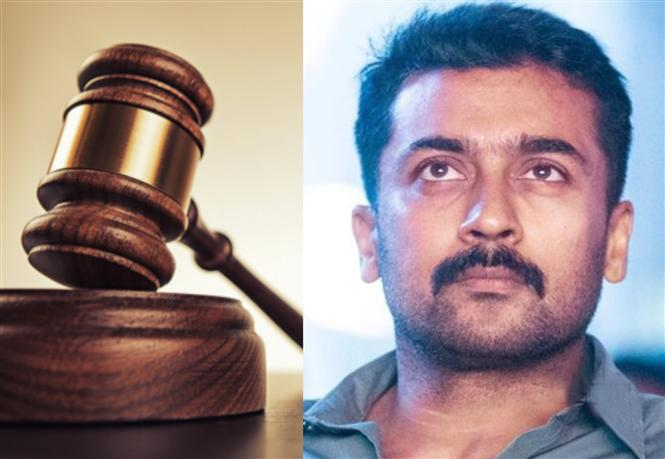 Suriya 'humbled' by the 'fairness' of Madras High Court!