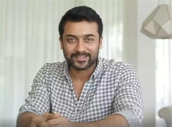 Suriya to play lawyer in home production!