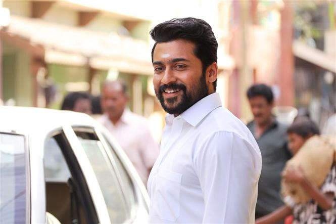 Suriya to play politician in his next!