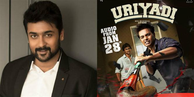 Suriya to produce the sequel of Uriyadi