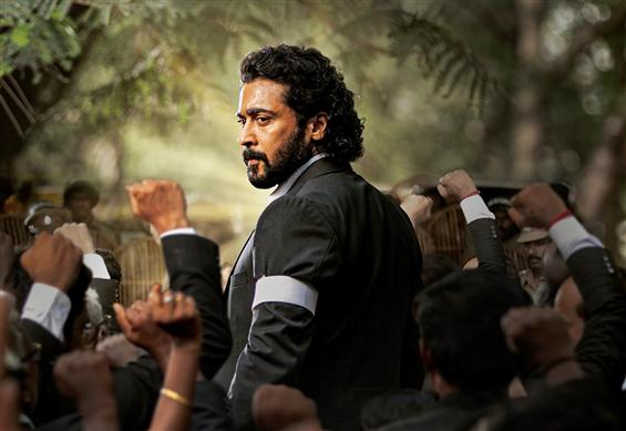 Suriya's Jai Bhim gears up for Trailer release!