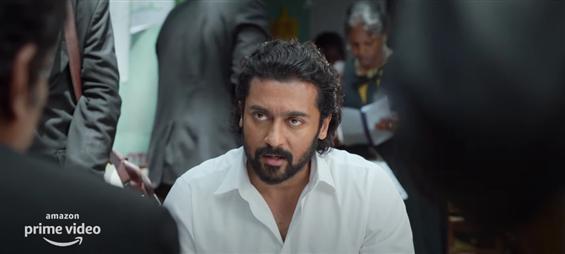 Suriya's Jai Bhim Trailer is here!