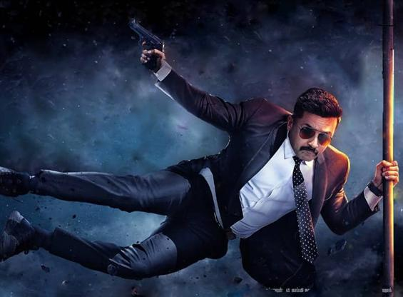 Suriya's Kaappaan all set to arrive as Diwali trea...