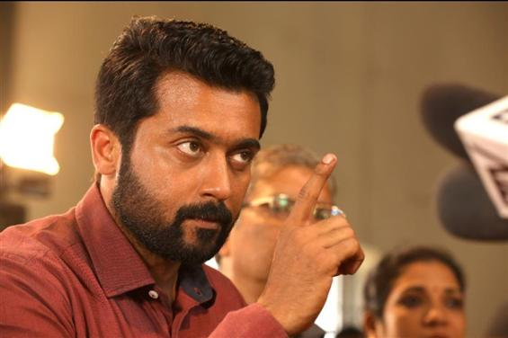 Suriya's NGK Censored & Ready For Release!