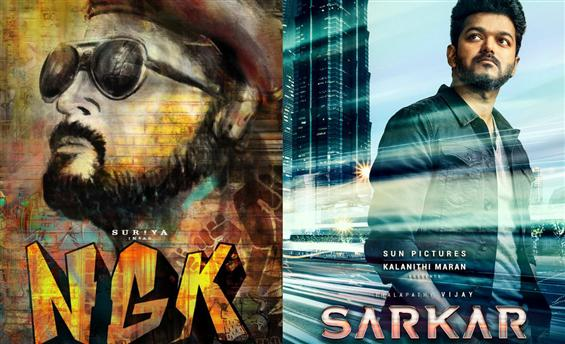 Suriya's NGK opts out of Diwali race, will not clash with Vijay's Sarkar at the Box Office
