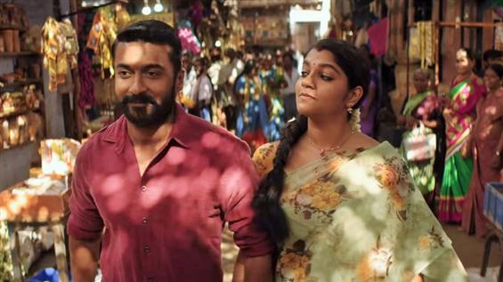Suriya's Soorarai Pottru has Kaattu Payale video release!